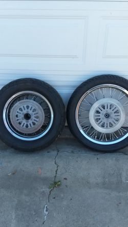 Motorcycle Wire Rims for Sale in Ontario,  CA