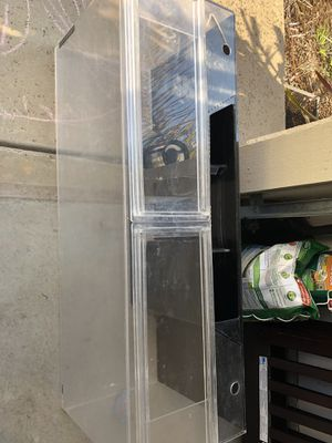 55g truvu fish tank for Sale in Elk Grove, CA