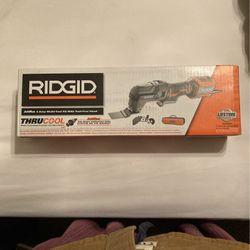 Ridgid Job max 4 Amp Multi-tool Kit W/ Tool-free Hand for Sale in Slidell,  LA