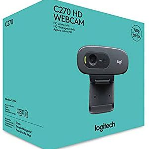 Logitech C270 HD WebCam Brand New!!, Best priced!!, No tax!!, No lines!!, No COVID-19!! for Sale in Long Beach, CA