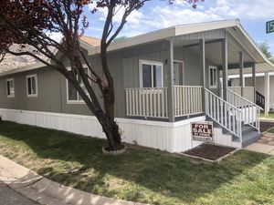 $450 a month, Mobile home for sell , it have 3 bedroom 2 full bathroom for Sale in Salt Lake City, UT