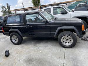 88 xj Jeep 2 door rare parts or complete for Sale in Pico Rivera, CA