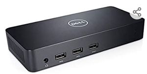 Dell USB 3.0 ultra HD 4k docking station D3100 for Sale in Lexington, KY