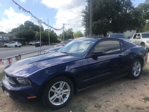 2010 FORD MUSTANG WE FINANCE!! No credit check for Sale in San Antonio, TX