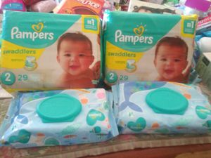 Pañales pampers for Sale in Fort Worth, TX