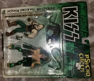 PETER CRISS -KISS PsychoCircus Figure NEW for Sale in Saginaw, TX