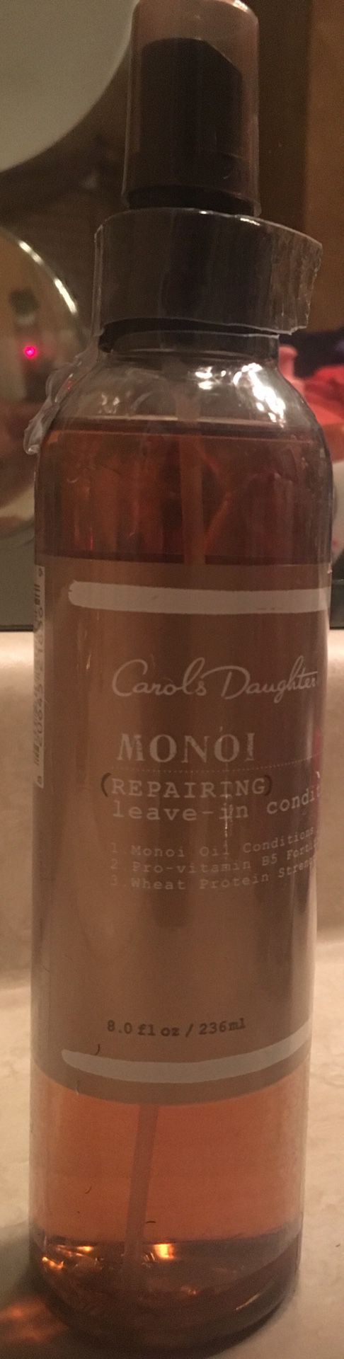 Carol's Daughter Monoi Repairing Leave-in Conditioner 8 oz.