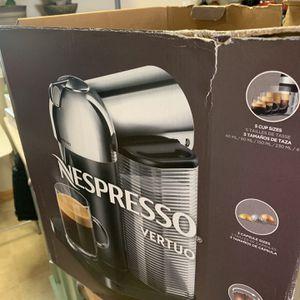 Nexpresso Vertuo for Sale in San Leandro, CA