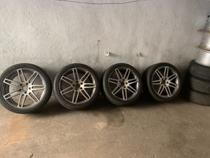 Audi Q7 Oem rims for Sale in Queens, NY
