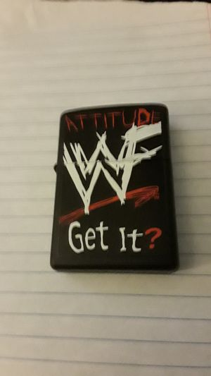 Zippo Attitude WF Get It? for Sale in Frederick, MD