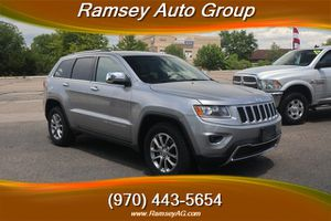 2015 Jeep Grand Cherokee Limited for Sale in Greeley, CO