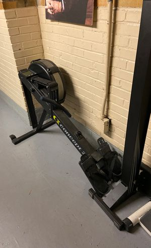 Rowing machine, elliptical, stationary bike for Sale in New York, NY