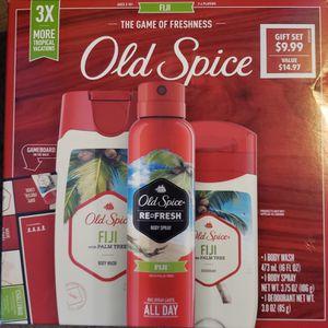 Oldspice Men Gift Set for Sale in Scottsdale, AZ