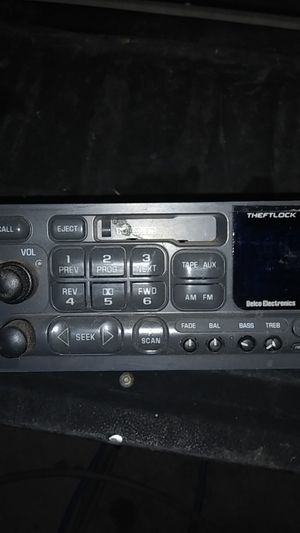 Radio original from chevy for Sale in Los Angeles, CA