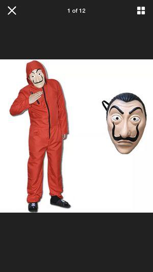 Money heist Costume- La casa de Papel for Sale in Melbourne, FL