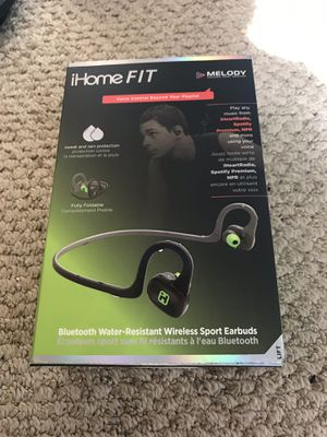 Ihome fit wireless sport for Sale in Hightstown, NJ