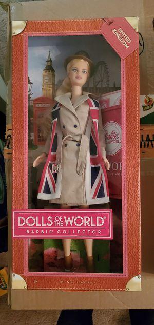 Barbie DOLLS OF THE WORLD United Kingdom for Sale in Gilbert, AZ