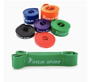 KYLIN SPORT Resistance Band Pull Up Training Yoga Pilates Elastic Loop Bands for Crossfit Gymnastics Workout for Sale in Vernon, CA