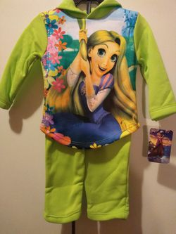 Toddler Girls Rapunzel Print Set. for Sale in Brooklyn,  NY