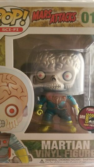 mars attack sdcc funko pop for Sale in West Covina, CA