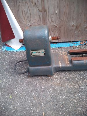 Old lathe for Sale in Lincoln, RI