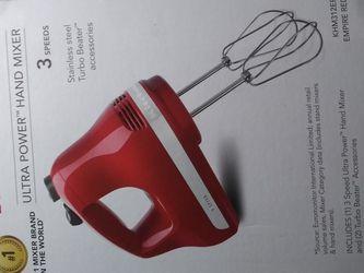 Kitchen Aid 3 Speed Mixer for Sale in Kennewick,  WA