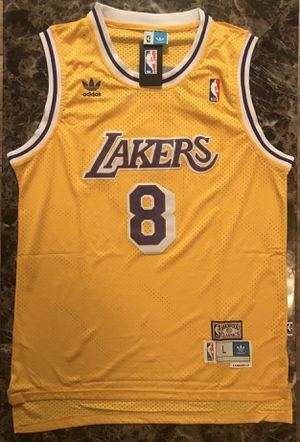 Throwback L.A Lakers Kobe Bryant jersey Adidas (New) for Sale in Tempe, AZ