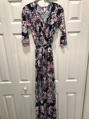 Pink blush dress size L for Sale in Naperville, IL