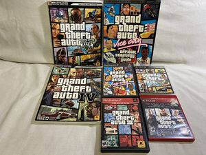 GTA Grand Theft Auto 3 III Vice City + PS2 Game LOT Bundle for Sale in Snellville, GA
