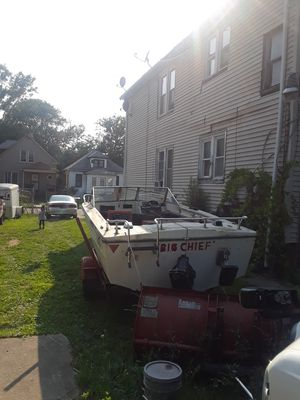 Fishing boat for Sale in Detroit, MI