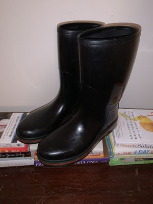 Gucci Rain Boots. 8 Men's for Sale in Shaker Heights, OH