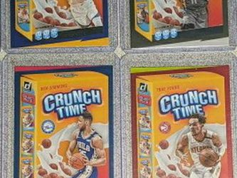 20/21 Donruss Crunch Time Lot, for Sale in Hillsboro,  OR