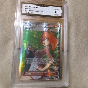 Pokemon Bridgette Collectible Card for Sale in Phoenix, AZ