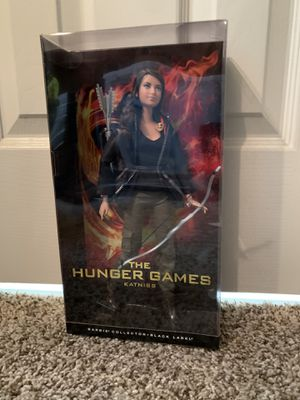 Hunger Games Barbie for Sale in Albuquerque, NM