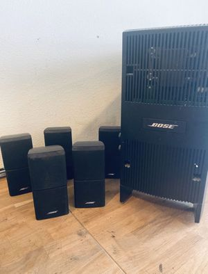 Bose Acoustimass 10 Speaker Home Entertainment System for Sale in HUNTINGTN BCH, CA