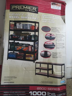 Heavy duty steel shelving for Sale in Lewisburg, PA