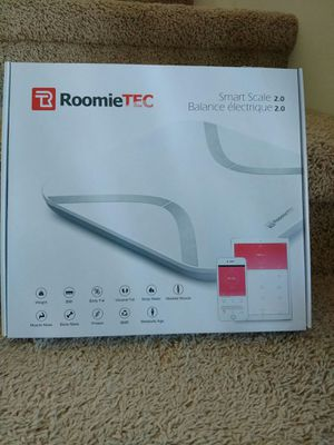 RoomieTec Smart Bluetooth Body Scale for Sale in Katy, TX