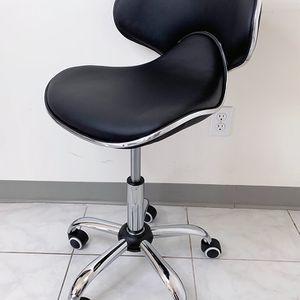 "New $45 Modern Swivel Stool w/ Wheels Salon Spa Medical Chair (Hydraulic Seat 17""-23"") for Sale in Whittier, CA"