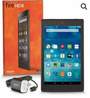 Drop - 8 inches HD ! New amazon tablet Fire HD 8 New $79.99--> $69.99 for Sale in Duluth, GA
