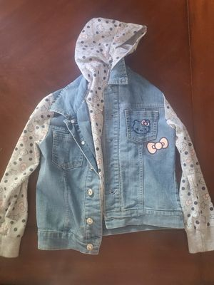 Hello kitty jean jacket for Sale in Corona, CA