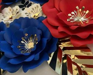 Paper flowers for Sale in Gaithersburg, MD