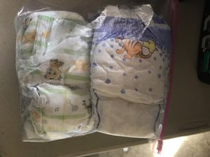 Free baby diapers for Sale in Sacramento, CA