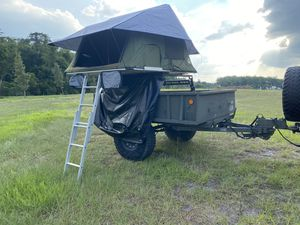 Military overland trailer for Sale in Orlando, FL