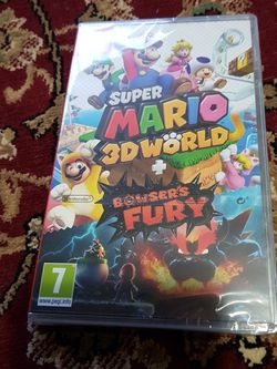 Super Mario 3d World + Bowser's Fury for Sale in Mountlake Terrace,  WA