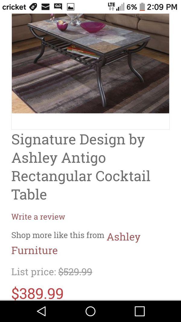 Signature Design By Ashley Antigo