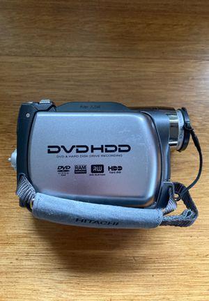 Hitachi DZ-H500A Hybrid Camcorder for Sale in Seattle, WA