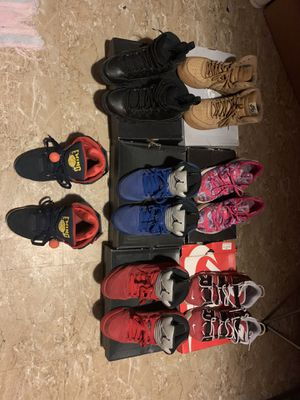 All shoes size 7 for Sale in Hyattsville, MD