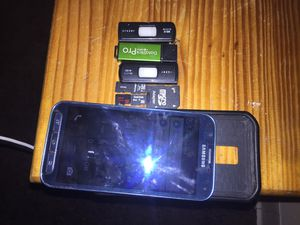 Memory devices and Samsung Galaxy S5 Sport for Sale in Davenport, IA