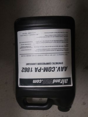 Sinthetic compressor lubricant for Sale in Whittier, CA