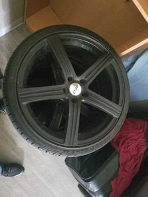 20 in. MSR rims 5x120mm for Sale in Portland, OR